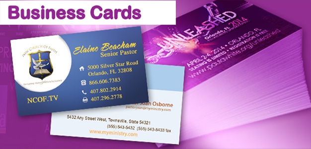 business cards category